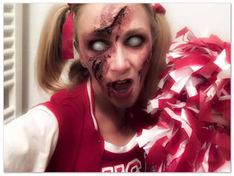 Risultati immagini per trucchi halloween zombie